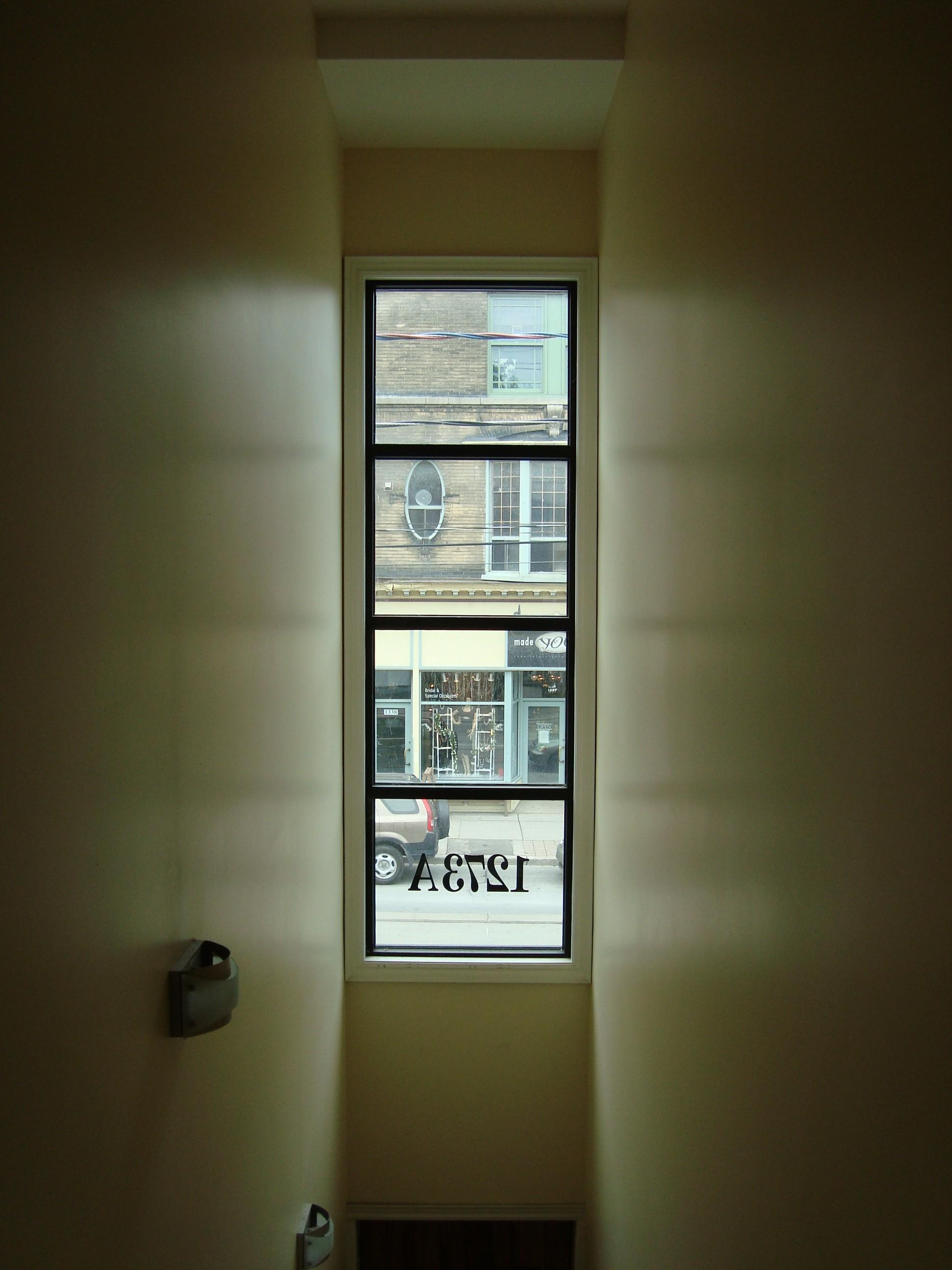 PPR Queen w through stairwell windows